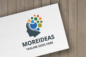 More Ideas Logo