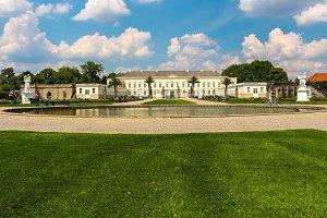 Schloss Herrenhausen Royal castle