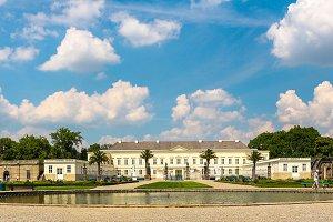 Royal Castle Herrenhausen