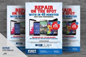 Phone Repair Flyer