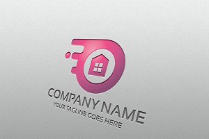 home – Logo Template