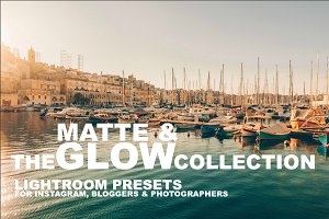 Matte Glow Travel Lightroom Presets