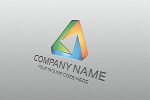 triangular  – Logo Template