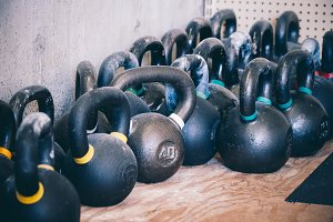 CrossFit - Kettle Bells