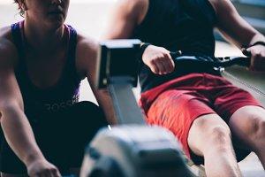 CrossFit - Rowing