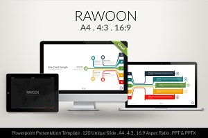 Rawoon Powerpoint Template