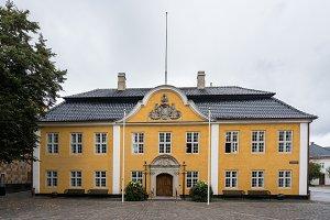Town Hall in Aalborg, Denmark