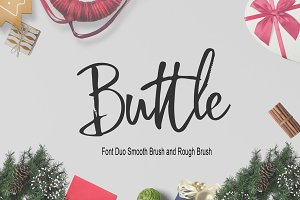 Buttle Font Duo
