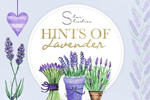 Hints of Lavender