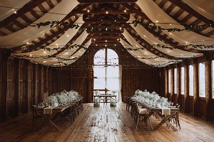 Perfect wedding place