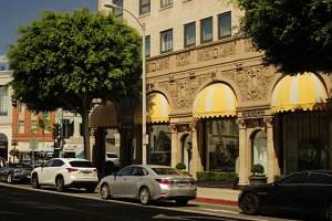 Los Angeles • Filming Location