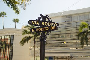 Los Angeles • Rodeo Drive