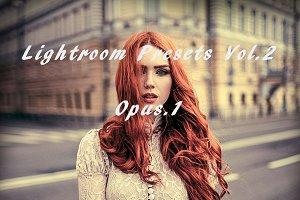 Lightroom Presets Vol.2