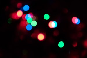 bokeh sparkling circle background texture