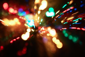 bokeh sparkling background texture