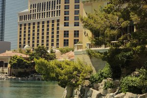 Las Vegas • Bellagio Lake