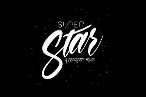Super Star Brush for Procreate