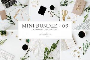 Greenery Desk Mini Photo Bundle - 06