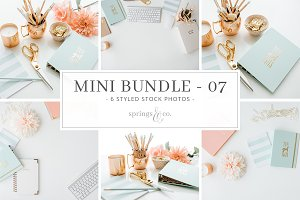 Modern Mini Photo Bundle - 07