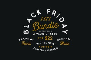 1871 Black Friday Bundle!