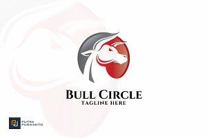 Bull Circle - Logo Template