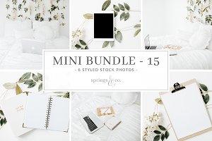 Tapestry Mini Photo Bundle - 15