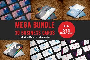 Mega Bundle Business Cards