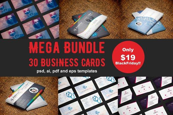 Mega Bundle Business Cards