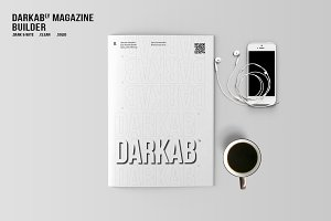 Darkably Magazine Builder