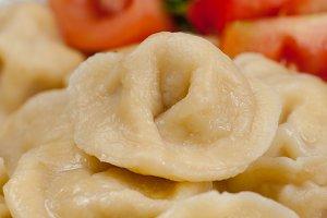 Pelmeni food