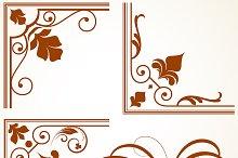 Corner Vector Design