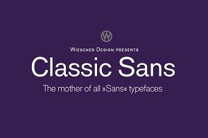 Classic Sans