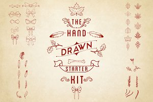 THE HAND DRAWN STARTER KIT