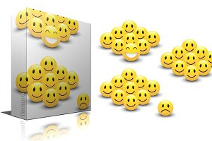 Smileys Vector Designs