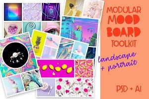 Modular Mood Board Toolkit 2