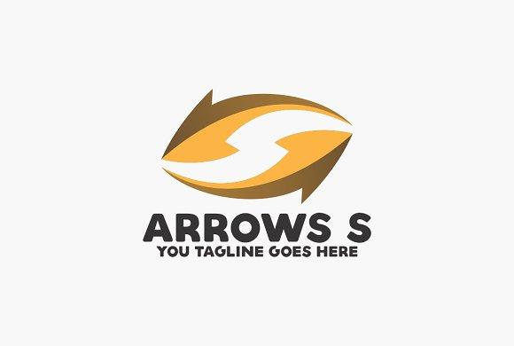 Arrow S Letter
