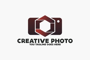 Creative Photo Logo
