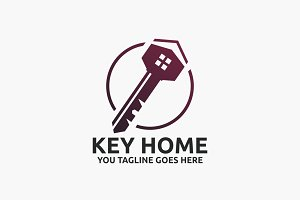 Key Home Logo