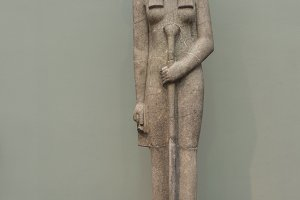 The Lion Goddess Sekhmet.