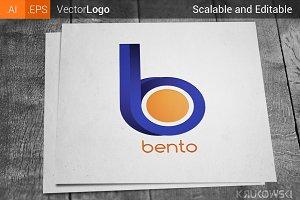 Letter B Company Logo