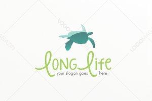 Тurtle Long Life Logo