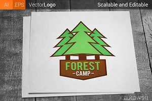 Forest Travel Logo