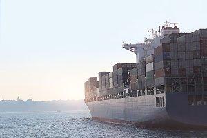 Heavyship in Boshporus