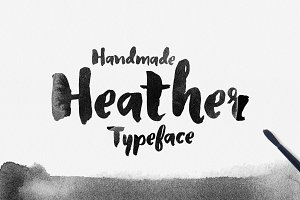 Heather Typeface