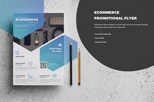 E-Commerce Flyer Template
