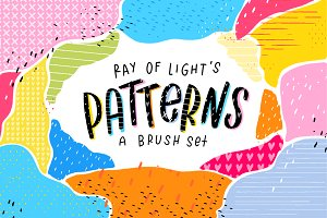 Patterns: Brushes for Procreate