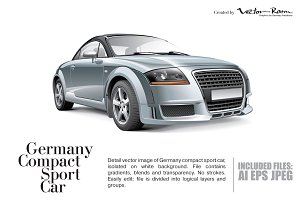 German Compact Sport Car