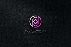 S Company – Logo Template