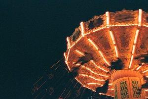 Big Swing at Night