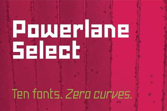 Powerlane Select